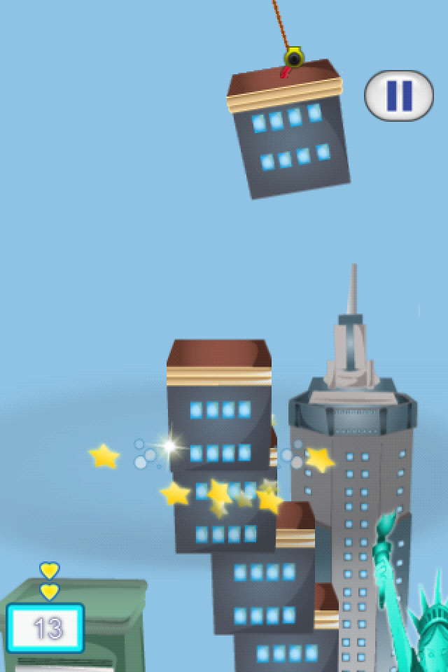 Screenshot Building New York Lite