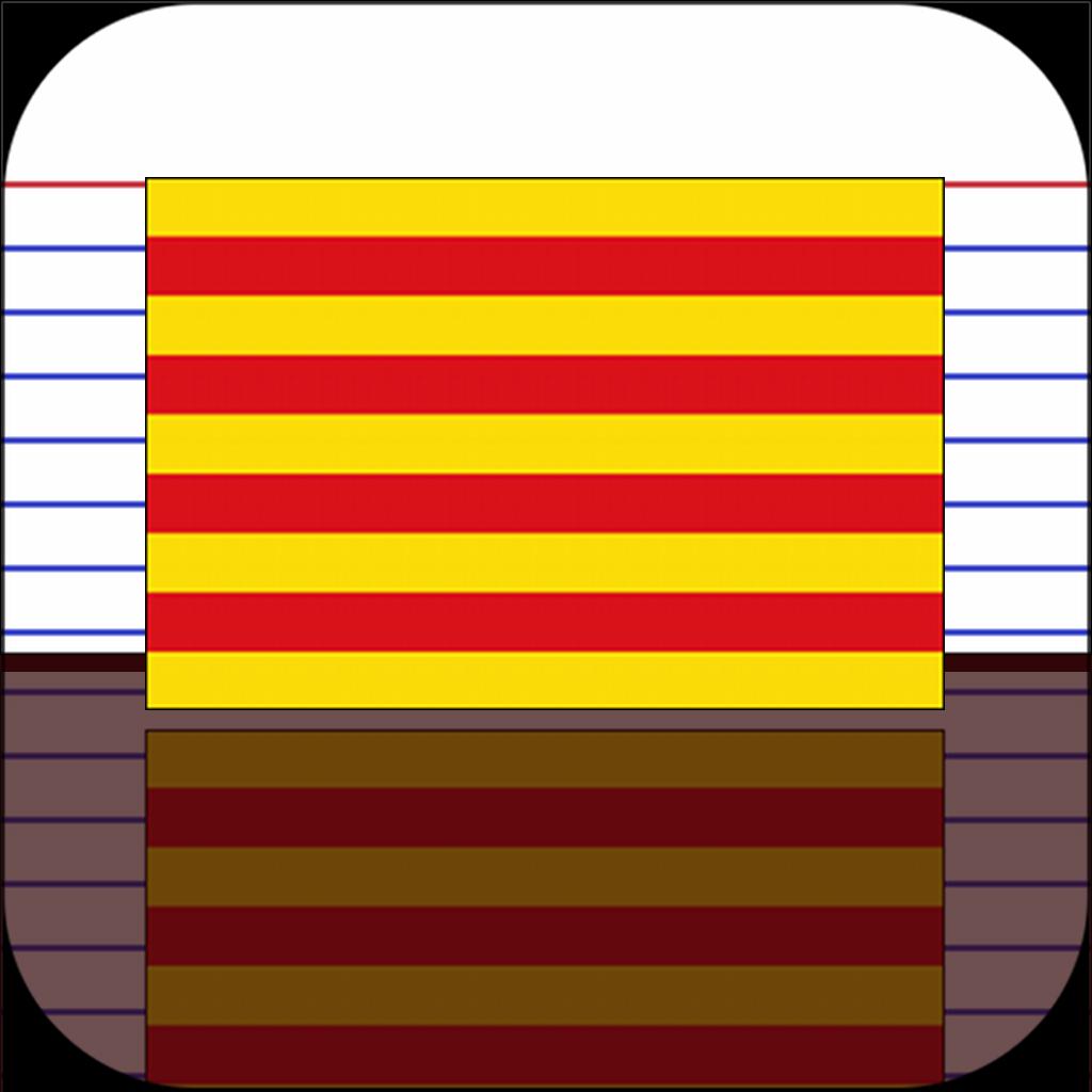 Estudiar Palabras Catalanas - Memorizar Vocabulario del Idioma Catalán con Tarjetas y Juegos