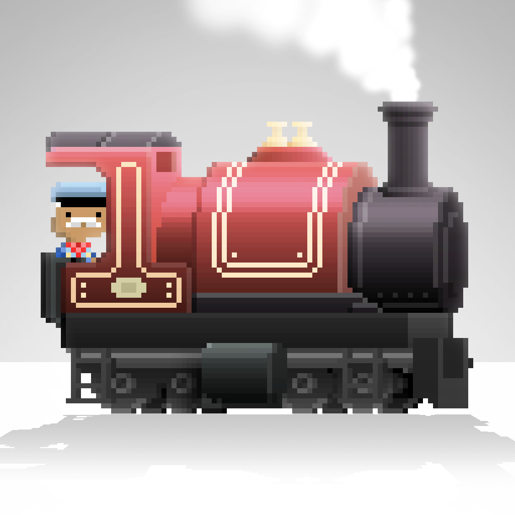Pocket Trains by NimbleBit LLC icon